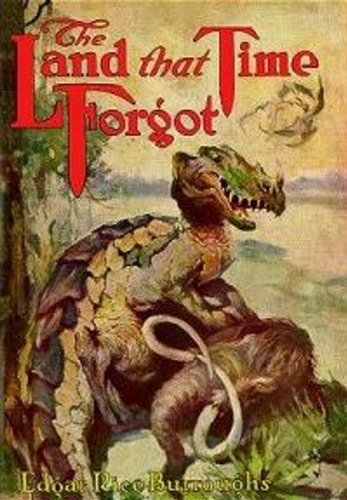 The Land that Time Forgot book cover