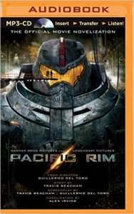 Pacific Rim novelization audiobook