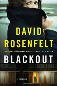 Blackout, a thriller by David Rosenfelt