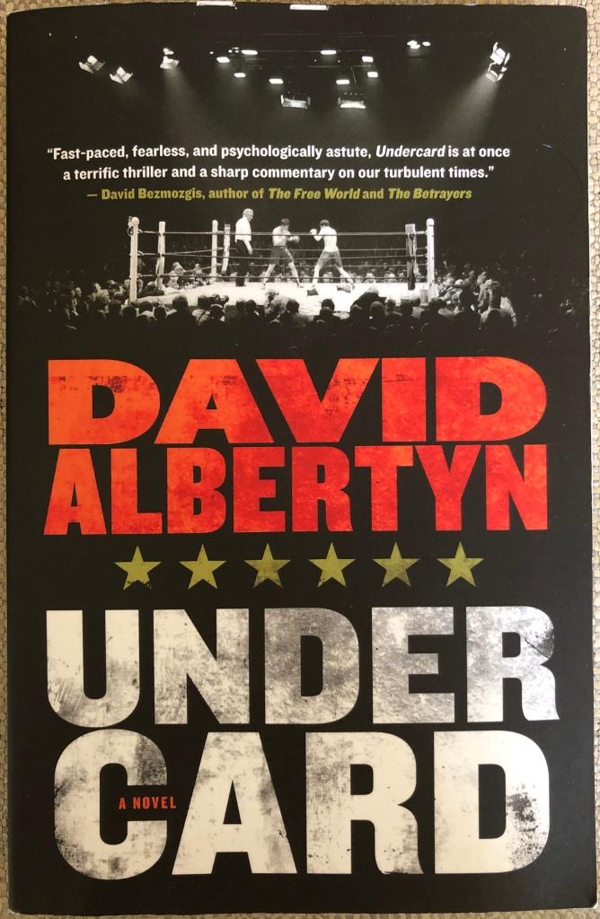 David Albertyn's Undercard